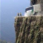 Die gefährlichsten Strassen der Erde