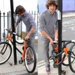 Diebstahlsicherung fürs Fahrrad