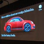 Der Leuchtkäfer von VW