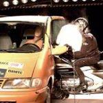 Airbag fürs Motorrad im Test