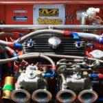 Montags-Desktop: Mini Cooper S Motorraum