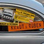 Kraut & Rüben 2016 - die etwas andere Classic-Rallye